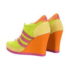 NEW ADIDAS JS JEREMY SCOTT ARROW WEDGE Heel Sneakers WOMENS 8 Limited NR #Adidas…