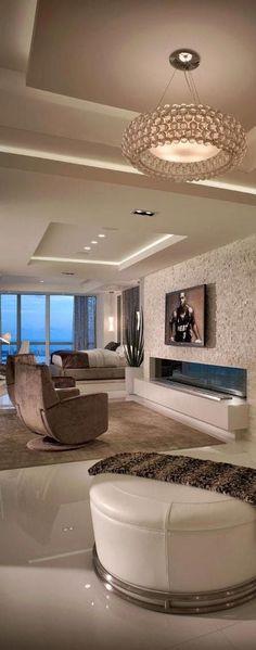 Rosamaria G Frangini | Architecture Luxury Interiors | A Home Decor, via Lolo