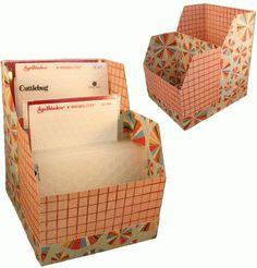 3d embossing folder storage box