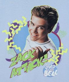 Oh, Zack Morris...I miss this show