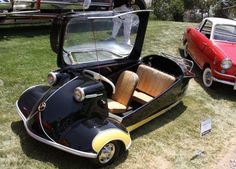 The Adorable Microcars