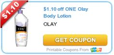 Tri Cities On A Dime: $1.10 COUPON ON OLAY BODY LOTION