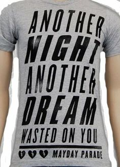 Mayday Parade - Another Dream Wasted On You T-Shirt House Of Merch,http://www.amazon.com/dp/B008CAFRFI/ref=cm_sw_r_pi_dp_jgMctb002KV8ECE3