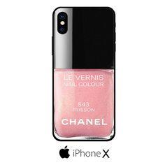 Chanel Nail Polish Frisson IPHONE X