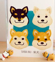 Frauen Kapuzenpullover Shiba Inu rasse hunde dogs Begleithund wild jagdhund