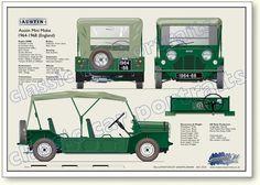 Austin Mini, Austin Cars, Classic Mini, Classic Cars, Mini Clubman, Mini Coopers, Mini Jeep, Electric Bike Kits, Beach Cars