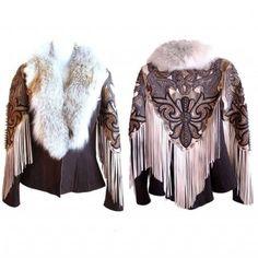 Kippys Stunning Lizzie Fur Coat - Cowgirl Kim