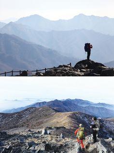 #Deogyusan National Park, Korea | For more info: http://english.visitkorea.or.kr/enu/SI/SI_EN_3_1_1_1.jsp?cid=264292