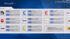 Présentation de l'appli #Windows8 Instant Tv #Tablette - Instant TV vous offre le programme TV de la semaine sur plus de 75 chaînes  avec les horaires, le résumé, la catégorie et le casting.