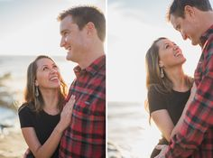 Alicia and Andy's sweetly simple engagement session on Windansea Beach in San Diego, California. Photos by: Studio Sequoia Beach Engagement Photos, Engagement Session, San Diego Beach, La Jolla, California, Couple Photos, Studio, Simple, Couple Shots