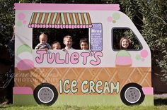 For our ice cream social this summer?