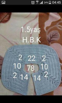 orgulerim - turkrazzi This post was discovered by Ferah Ünal. Discover (and save! \This post was discovered by Nur\, DiSe montan 74 puntos y las divWie fange ich ein Babybett an? Easy Knitting Patterns, Knitting For Kids, Crochet For Kids, Baby Patterns, Baby Knitting, Baby Poncho, Knitted Baby Cardigan, Diy Crafts Crochet, Herringbone Stitch