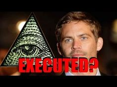 Muerte de Paul Walker  Concidencia o Ritual Iluminati ? Con video