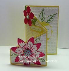 Love this card debbiesdesignsblo... Like her site!