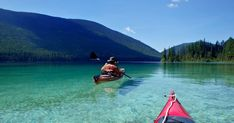 Kayaking & the outdoors in the beautiful Okanagan Valley of British Columbia.