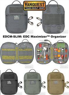 Vanquest EDCM-SLIM: EDC Maximizer™ Organizer $23