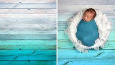 Blue Ombre Wood Floordrop from Backdrop Express Unique Flooring, Blue Ombre, Drops Design, Creative Studio, Children Photography, Backdrops, Wood, Kids, Inspiration