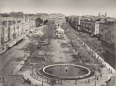 Alexandria in Egypt photographed in the 1880s - 1940s
