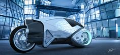 Tron Legacy Light Cycle by ~rOEN911 on deviantART