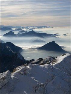 Mount Santis / Appenzell Innerrhoden - Switzerland / Ivan Vdovin