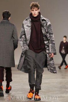 John Galliano Menswear Fall Winter 2013 Paris