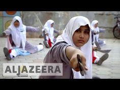 (3) India's Wushu Warrior Girl - Witness - YouTube