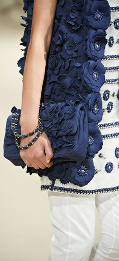 -Chanel Resort 2015 - Details.<3