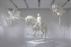 Искусство в белом цвете. Изумительные работы талантливых скульпторов - Ярмарка Мастеров - ручная работа, handmade