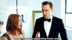 Tom is like me.
