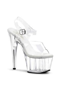 6 1/2 Inch Womens Sexy Shoes Stiletto High Heel Platform Slide Clear Ankle Strap Size: 9 Colors: Clear by Unknown Take for me to see 6 1/2 Inch Womens Sexy Shoes Stiletto High Heel Platform Slide Clear Ankle Strap Size: 9 Colors: Clear Review You probably can buy any products and 6 1/2 Inch Womens …
