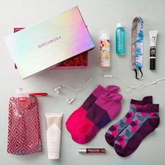 Birchbox Limited Edition Gym Bag Heroes Box Available Now! - http://hellosubscription.com/2015/08/birchbox-limited-edition-gym-bag-heroes-box-available-now/ #Birchbox