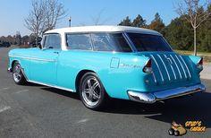 '55 Chevy Nomad | eBay: 331563773818