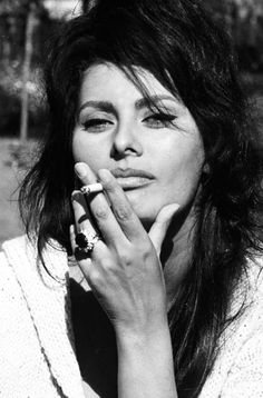 Sophia Loren - muse