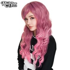 Classic Wavy Lolita™ Collection- Rose Fade