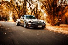 RWB964 Targa Porsche 911 Rauh Welt RWB