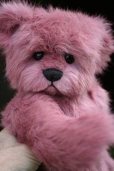 Mandy Angora OOAK by By Kimbearlys | Bear Pile***