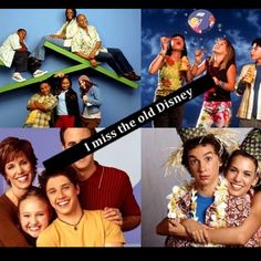 I miss the old Disney  thats so raven, even stevens, phil of the future and lizze mcguire
