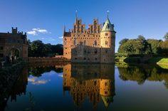 Egeskov Castle & Museum. Denmark.