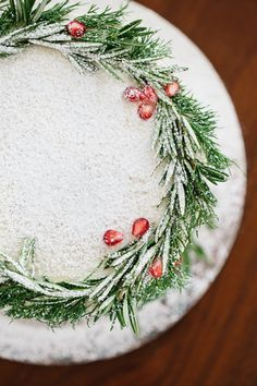 Modern holiday tablescape inspiration