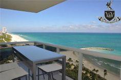 Blick auf die Strandpromenade - Ferienwohnung für bis zu 8 Personen in Bel Harbour, Florida, USA. Objekt-Nr. 3470160