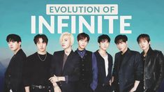 The Evolution of INFINITE (인피니트) - Tribute to K-POP LEGENDS