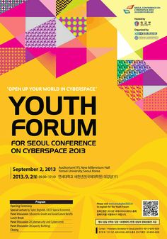 Poster Youth Forum