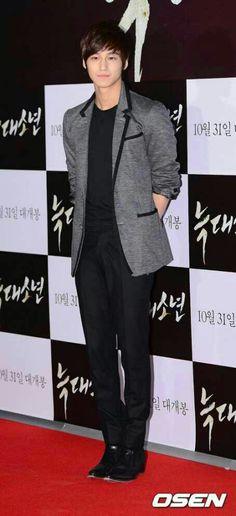 Charming Kim Bum Boys Before Flowers, Boys Over Flowers, Flower Boys, Asian Actors, Korean Actors, Los F4, F4 Members, Kim Bum, Gumiho