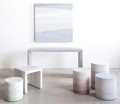 Colección de cemento teñido de Fernando Mastrangelo. | Galería de fotos 4 de 11 | AD MX