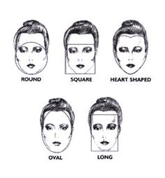 makeup artist trick: work with your face shape to make the most of your looks