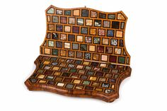 CAMPIONARIO DI MARMI POLICROMI DIVERSI, XX SECOLO Marmi, Art Auction, 3, Periodic Table, Carving, Holiday Decor, Tables, Objects, Stones