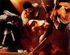 Michangelo Merisi da Caravaggio – The Crowning With Thorns – 1604 - Kunsthistorisches Museum, Vienna
