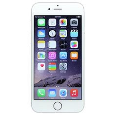 Apple iPhone 6 64GB Factory Unlocked GSM 4G LTE Smartphone, Silver (Certified Refurbished) -  http://www.wahmmo.com/apple-iphone-6-64gb-factory-unlocked-gsm-4g-lte-smartphone-silver-certified-refurbished/ -  - WAHMMO