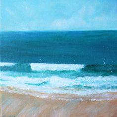 The Beach by ArtyThreads