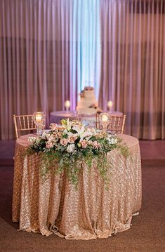 Latest Sweetheart Tables To Inspire - Mon Cheri Bridals